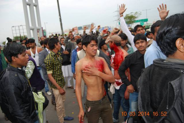 protest on national highway no 24.jpg